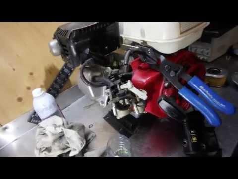 Honda GX120 Troubleshooting Won't Start Issue