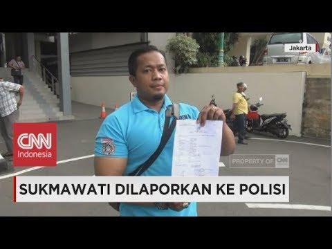 Sukmawati Dilaporkan ke Polisi Terkait Puisinya