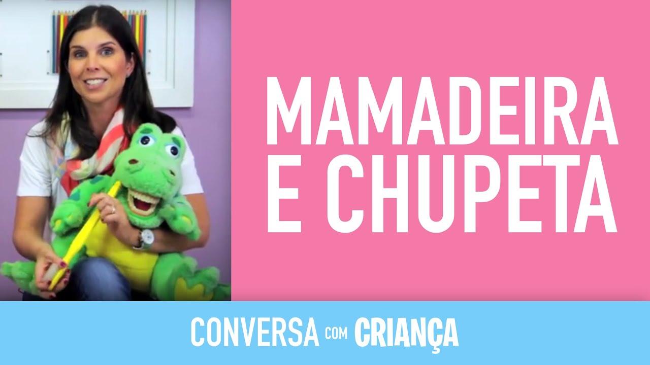 Mamadeira e Chupeta | Conversa com Criança