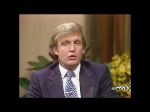 Donald Trump 1980 Interview