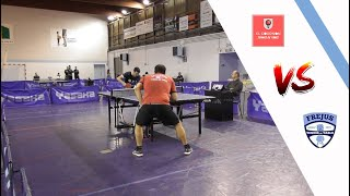 COURNON CL 1 vs AS FREJUS AMSL 2 | NATIONALE 3 | TENNIS DE TABLE | HIGHLIGHTS