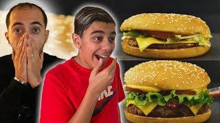 LES FOOD HACK - PUB VS RÉALITÉ