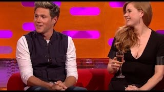 Niall Horan on The Graham Norton Show (14th Oct 2016)