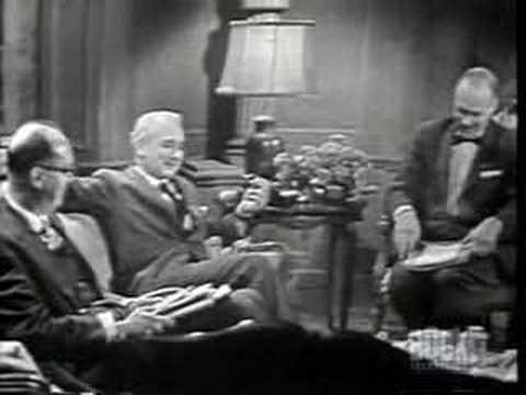 Vladimir Nabokov discusses Lolita part 2 of 2