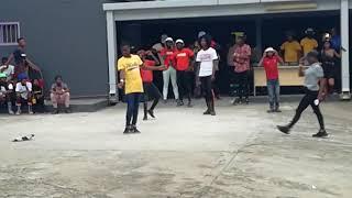 2020 Durban bhenga (G-star) gqom dance