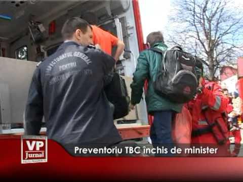 Preventoriu TBC închis de minister