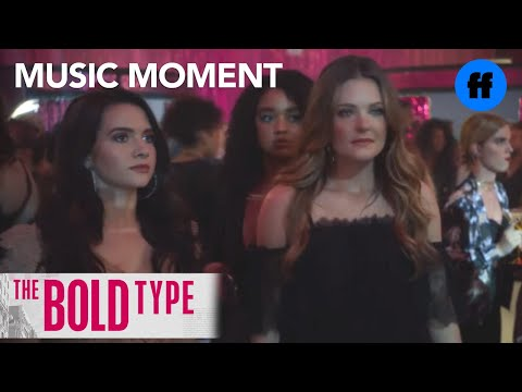 "The Bold Type | Season 1, Episode 10 Music: Jax Jones ft. Demi Lovato-""Instruction"" | Freeform"