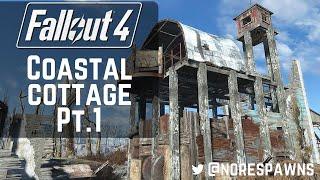 Fallout 4 - Coastal Cottage Pt.1 (Smugglers Hideout)