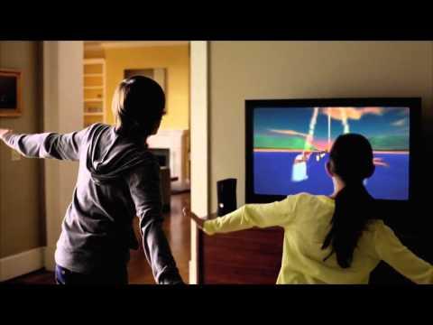 Видео № 1 из игры Kinect Disneyland Adventures (Б/У) (не оригинальная обложка) [X360, MS kinect]