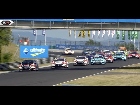 2017 Hungaroring, TCR 26-minute HLTS