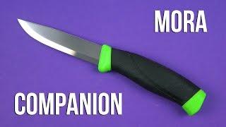 Morakniv Companion Green - відео 1