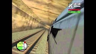 ShootSheneider- GTA San Andreas '' O Comboio ''