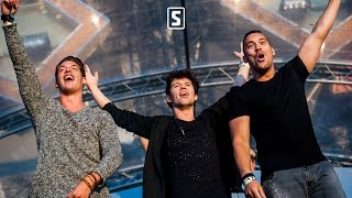 Audiotricz & Atmozfears - What About Us (Official Videoclip)