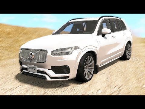Epic Off Road Crashes #5 - BeamNG Drive