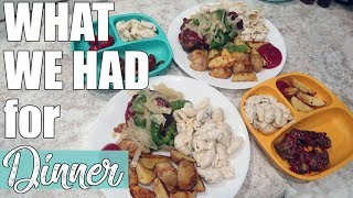 What's for Dinner | Cook With Me | A Week of Family Dinners