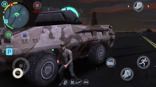 Gangstar Vegas HD: Get A Free Tank Without 5 Red Stars