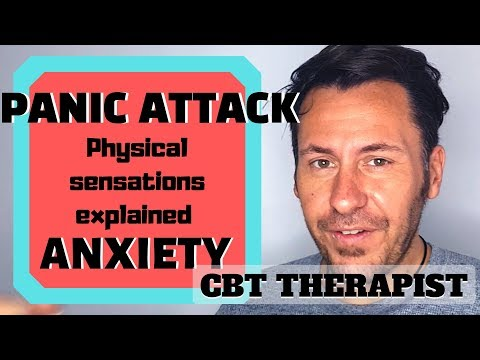 Your Panic Attack Symptoms Explained - Why Your Body Feels Terrible When Anxious - Fight or Flight