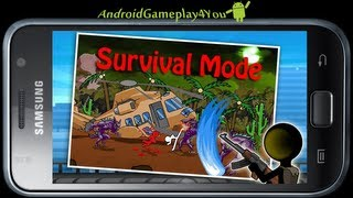 Anger of Stick 2 Fun Android Game Gameplay