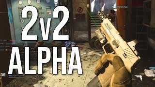 Modern Warfare Gameplay! 2v2 Alpha is out early!