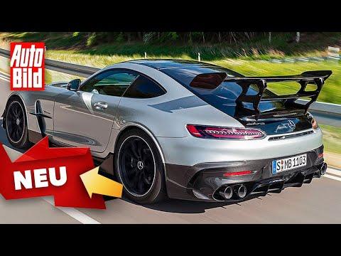 Mercedes-AMG GT Black Series (2020): Vorstellung - Motor - Preis - Info