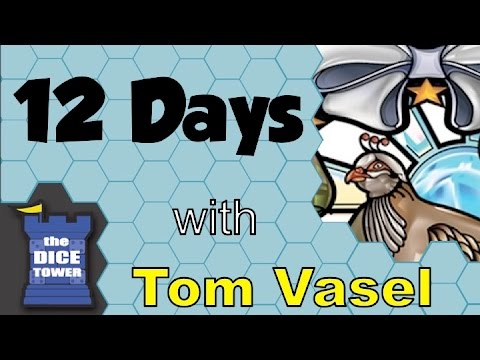 Dice Tower Reviews: 12 Days