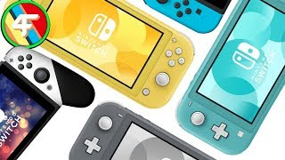 Buy Nintendo Switch, Switch Lite, or Wait for a Switch Pro?