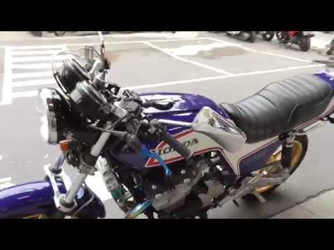 CB750F/ホンダ 750cc 東京都 リバースオート八王子
