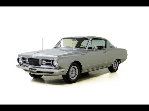Video of '65 Barracuda - LU9B