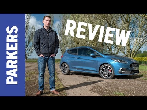 Ford Fiesta ST Review Video