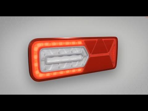 Heckleuchte VIGNAL LC12 LED (Vollversion)