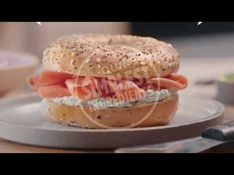 Tasty bagels made simpler