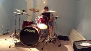 The Chariot - Phil Cosby (Before There was Atlanta There was Douglasville) Drum Cover