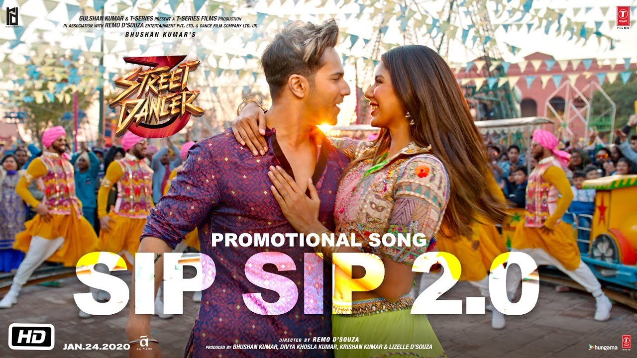 Sip Sip 2.0 Hindi lyrics