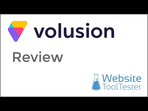 Volusion Review When ( when not) to use Volusion - volusion
