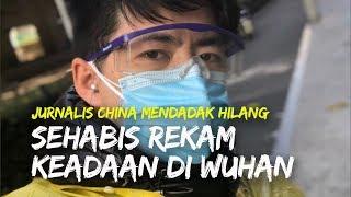 Jurnalis China Mendadak 'Hilang' setelah Rekam Tumpukan Mayat Korban Virus Corona