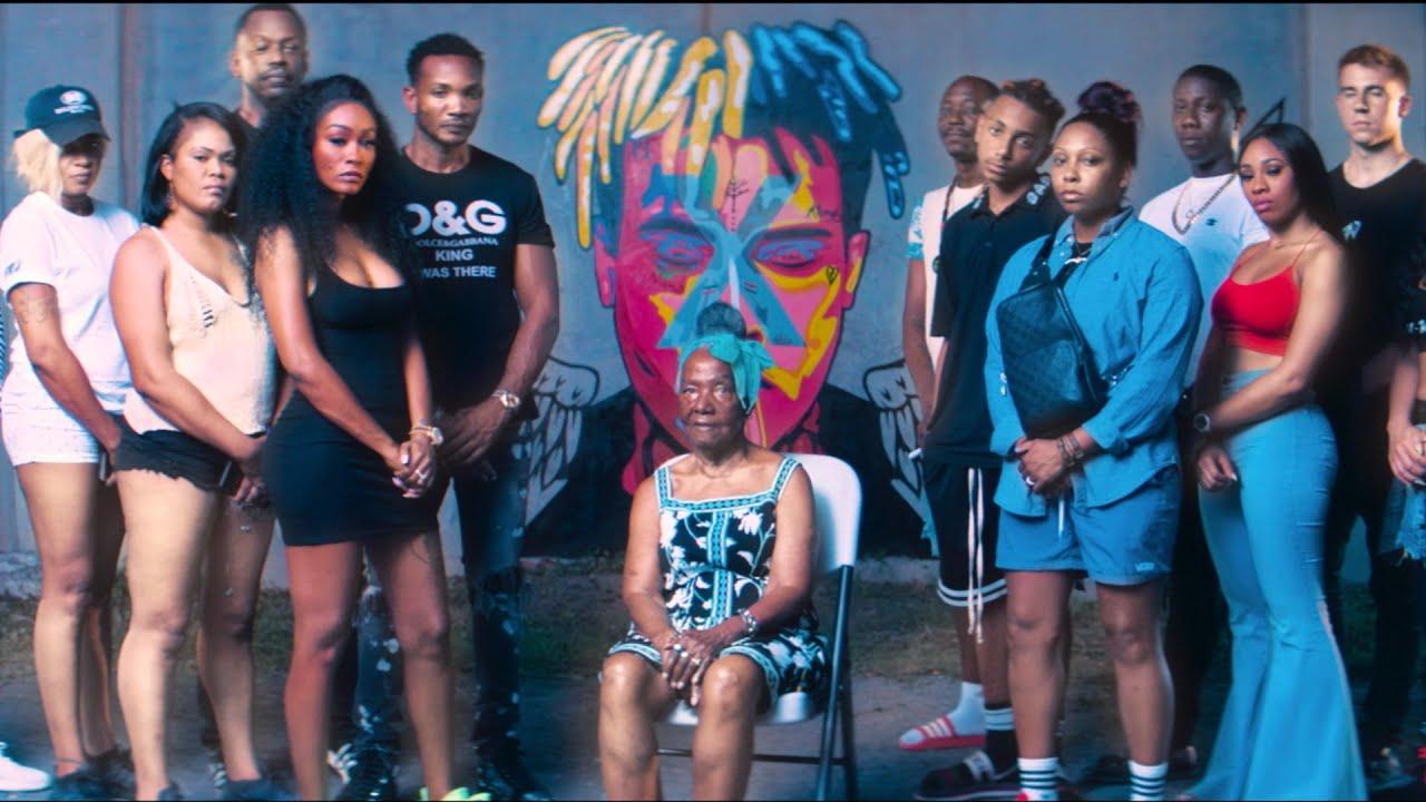 XXXTentacion ft. Ky-Mani Marley, Stefflon Don & Vybz Kartel — Royalty