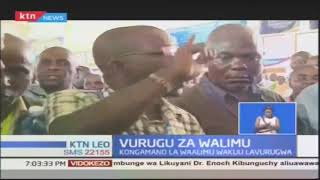 Kizaazaa Mombasa walimu wakuu wakizua vurugu