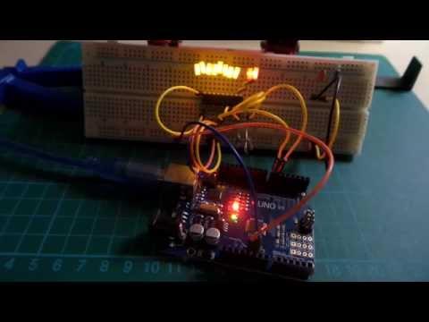 LevelIndicatorLM3915 demo