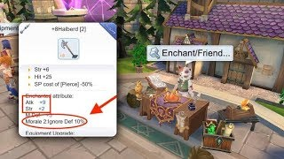 How to get 4th enchant ragnarok mobile