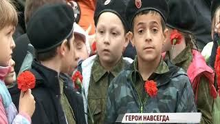 Кадеты и школьники встретились с ветеранами Великой Отечественной в годовщину освобождения Смоленска