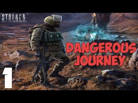 Stalker Dangerous Journey Прохождение - Часть #1[Почти как Голодные Игры]