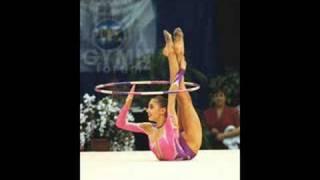 Alina Kabaeva Music Hoop 2000