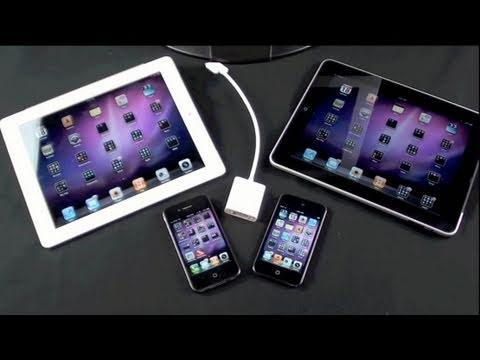 Apple iPad 2 VGA Adapter: Mirroring Demo and More