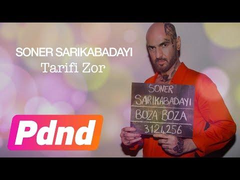 Soner Sarıkabadayı – Tarifi Zor (Lyric Video)