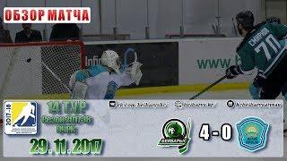 Обзор матча «Бейбарыс» - «Алтай Торпедо» 4:0