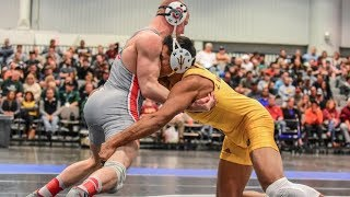 Zahid Valencia (Arizona State) vs. Bo Jordan (Ohio State) - 2017 CKLV Finals