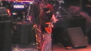 Carlos Santana w/ Dave Matthews Band - Watchtower - 5/22/99 - [Upgrade] - HQ-Vid/Audio