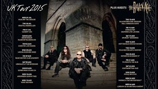 Steve Harris British Lion (UK) - Live at Studio 24, Edinburgh August 9th, 2015 FULL SHOW