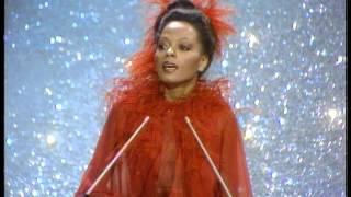 Diana Ross Wins Pop/Rock Album - AMA 1974