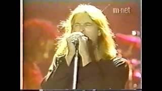 Def Leppard - Seoul Korea - 1996 Slang Tour